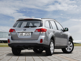 Pictures of Subaru Outback 2.0D (BR) 2009–12