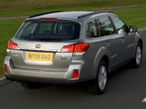 Pictures of Subaru Outback 2.0D UK-spec (BR) 2009–12
