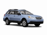 Pictures of Subaru Outback 2.5i US-spec (BR) 2009–12
