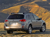 Pictures of Subaru Outback 3.6R US-spec 2009