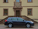 Pictures of Subaru Outback 2.5i (BR) 2012