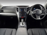 Pictures of Subaru Outback 2.0D ZA-spec (BR) 2013