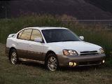 Subaru Outback H6-3.0 VDC Sedan 2000–03 images