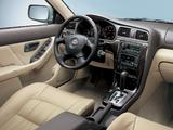 Subaru Outback H6-3.0 2000–03 photos
