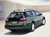 Subaru Outback H6-3.0 2000–03 pictures