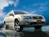 Subaru Outback 3.0R 2003–06 wallpapers