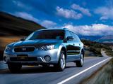 Subaru Outback 3.0R L.L.Bean Edition 2004–06 photos