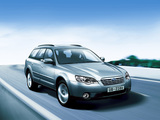 Subaru Outback 2.5i (BP) 2006–09 pictures