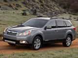 Subaru Outback 3.6R US-spec 2009 images