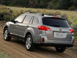 Subaru Outback 3.6R US-spec 2009 photos