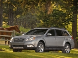Subaru Outback 3.6R US-spec 2009 photos