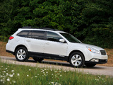 Subaru Outback 3.6R US-spec 2009 wallpapers
