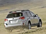 Subaru Outback 2.5i US-spec (BR) 2012 images