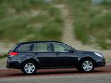 Subaru Outback 2.5i (BR) 2012 images