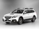 Subaru Outback 2.0D AU-spec (BR) 2012 photos