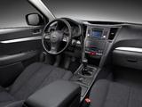 Subaru Outback 2.0D (BR) 2012 photos