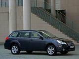 Subaru Outback 2.5i (BR) 2012 photos
