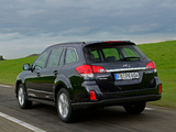 Subaru Outback 2.5i (BR) 2012 pictures
