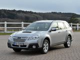 Subaru Outback 2.0D (BR) 2012 wallpapers