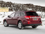 Subaru Outback 3.6R AU-spec (BR) 2012 wallpapers