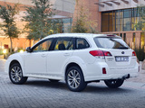 Subaru Outback 2.5i ZA-spec (BR) 2013 images