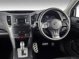 Subaru Outback 2.5i ZA-spec (BR) 2013 photos