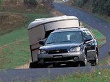 Subaru Outback 2.5i 1999–2003 wallpapers