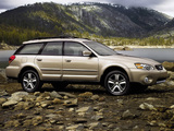 Subaru Outback 3.0R US-spec 2003–06 wallpapers