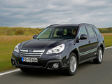 Subaru Outback 2.5i (BR) 2012 wallpapers