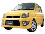 Images of Subaru Pleo RS (RA1/RA2) 2001–03