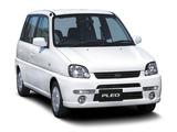 Images of Subaru Pleo F (RA1/RA2) 2004–07