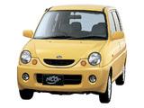 Photos of Subaru Pleo Nicot (RA1/RA2) 2000–01
