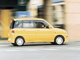Photos of Subaru Pleo RS (RA1/RA2) 2001–03