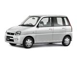 Photos of Subaru Pleo F (RA1/RA2) 2004–07