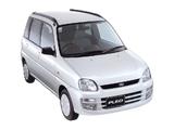 Subaru Pleo LM (RA1/RA2) 2000–02 images