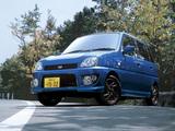 Subaru Pleo RS (RA1/RA2) 2001–03 photos