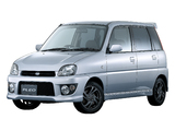 Subaru Pleo RS (RA1/RA2) 2001–03 pictures