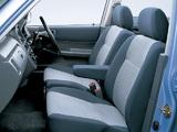 Subaru Pleo LS (RA1/RA2) 2001–03 wallpapers