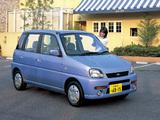 Subaru Pleo L (RA1/RA2) 2002–03 photos