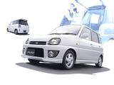 Subaru Pleo LS Limited (RA1/RA2) 2002 photos