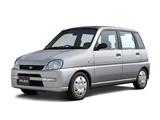 Subaru Pleo F (RA1/RA2) 2004–07 photos