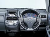 Subaru Pleo F (RA1/RA2) 2004–07 pictures