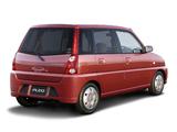 Subaru Pleo F (RA1/RA2) 2004–07 wallpapers