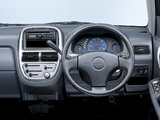 Subaru Pleo Nesta G-S (RA1/RA2) 2002–03 wallpapers