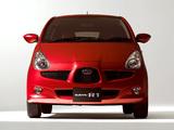 Subaru R1 2005–10 wallpapers