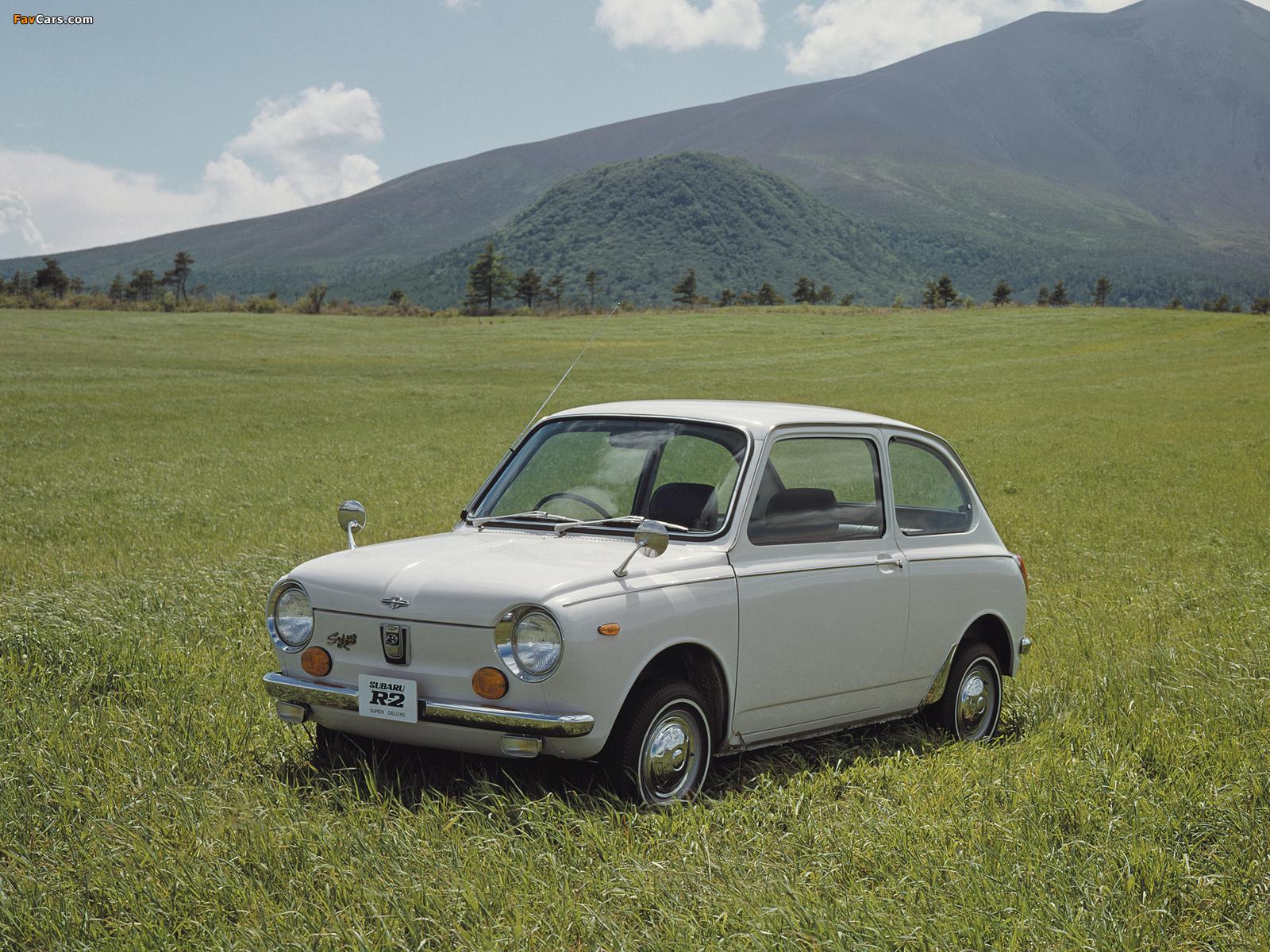 Photos of Subaru R2 1969–72 (1600 x 1200)