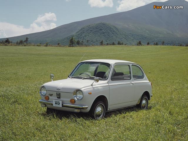 Photos of Subaru R2 1969–72 (640 x 480)