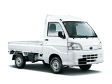 Images of Subaru Sambar Truck High Roof 2012