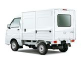 Images of Subaru Sambar Truck Panel Van High Roof 2012