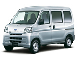 Images of Subaru Sambar Transporter Van 2012